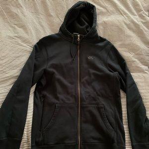 Nike SB Hoodie Full-Zip Men's size Medium Black
